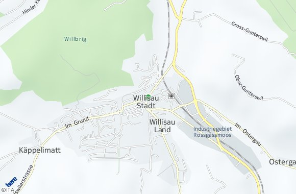 Willisau Stadt