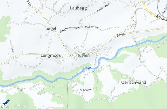 Hütten